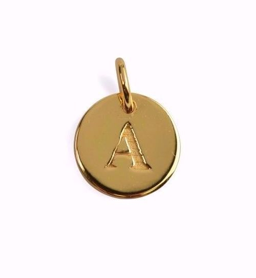 Beloved Mini Pendant, Gold i gruppen Dam / PRESENTER hos Elin Maria AB (32DFANG1230)