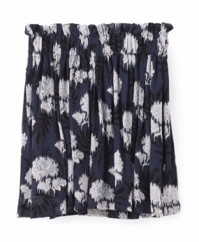 Monette Georgette Skirt Total Eclipse