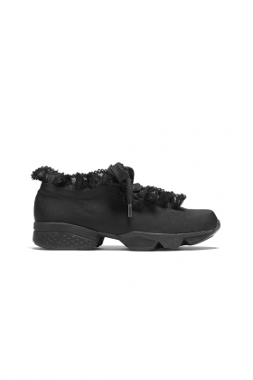 Harriet Sneakers, BLACK