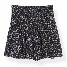 Newman Georgette Skirt Total Eclipse