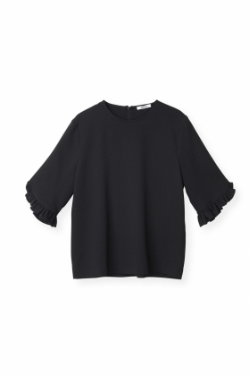 Clark Blouse, Black