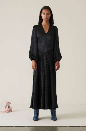 Cameron Maxi Dress, Black