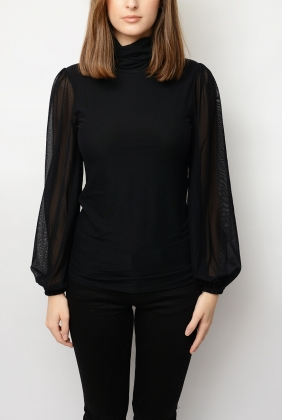 Addison Rollneck, Black