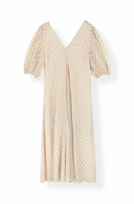 Elm Georgette Maxi Dress, Tapioca