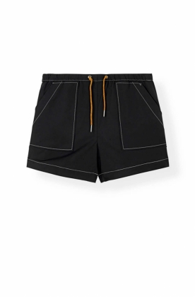 Cinnober Shorts, Black