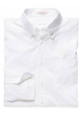 Gant Rugger Dreamy Oxford Hobd. White.