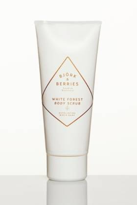 White Forest Body Scrub