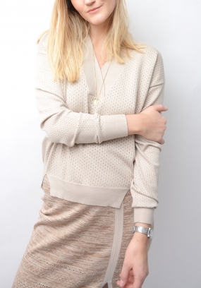 Sooz Sweater Bronze