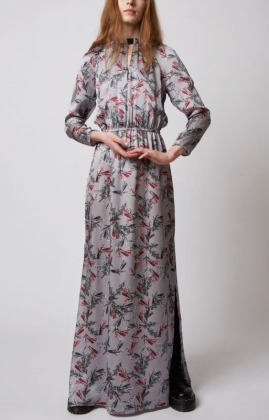 VARA DRESS, FLOWER PRINT