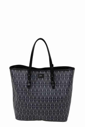Shopping Bag Navy Blue