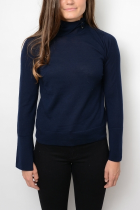 Norina Sweater, Navy
