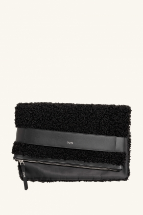 Teddy Clutch, Black
