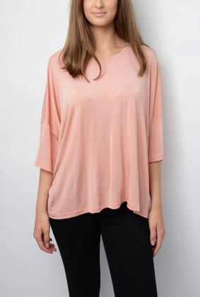 Morina Top, Glazed Pink