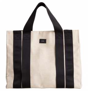 Beach Bag, Ecru White