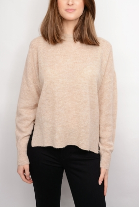 Emma Sweater, Wheat
