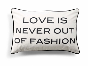 Day Quotes Cushion Cover, Love