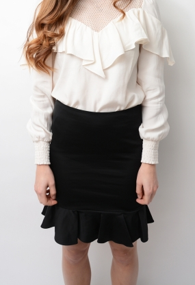 DAY CLASSIC CARE SKIRT, CAVIAR