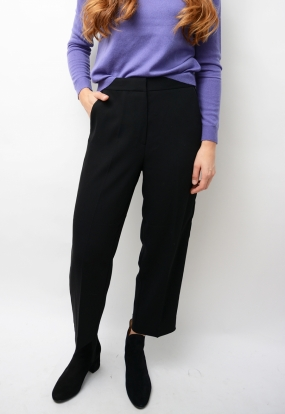 Day Classic Gabardine Wide Pant Black