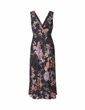 Day Femina Dress, Caviar