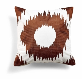 Day Blur Cushion cover, Nut