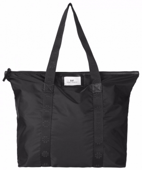 Gweneth Logo Bag Black