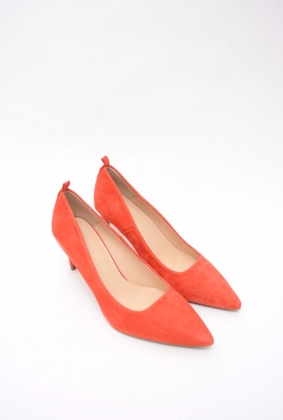 Betty Pumps, coral