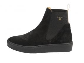 Anne Suede Black