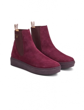 Anne Suede Purple