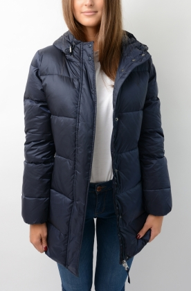 Classic Long Down Jacket Marin