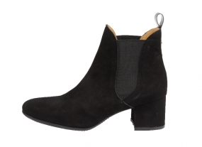 Joan Kid Suede, Black