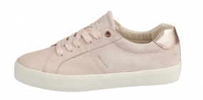 Mary Sneaker, Silver Pink