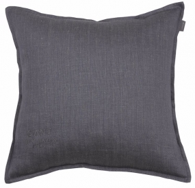 Margot Linen Cushion Elephant Grey