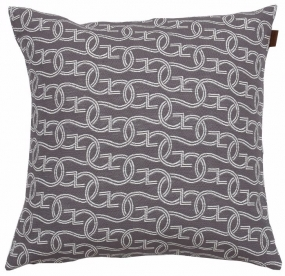 G Line Cushion Elephant Grey