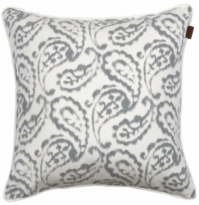 Wasco Paisley Cushion Grey