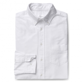 Kick Ass Oxford Hobd White