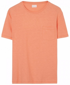 The Organic Loose Tee Pale Coral