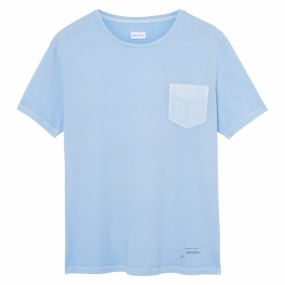 Loose Tee chest Pocket, Air