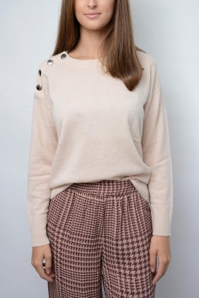 2ND Mila Sweater, Pale