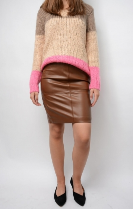 2ND Cecilia Skirt, Toffee