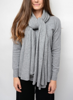 Manhattan Scarf, Grey