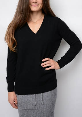 NELLY SWEATER, BLACK