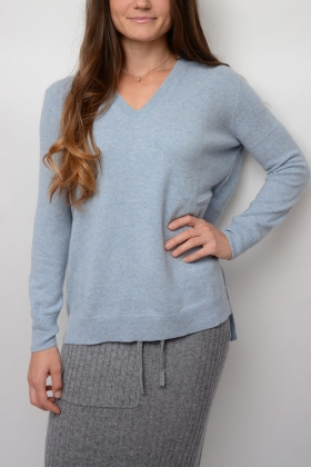 NELLY SWEATER, SKY BLUE