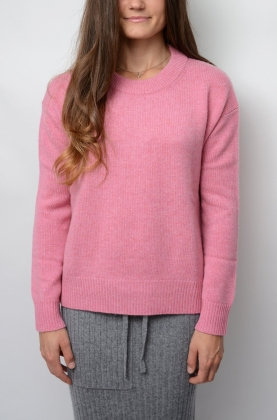 ELECTRA SWEATER, BLUSH
