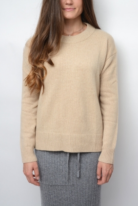 ELECTRA SWEATER, NATURAL