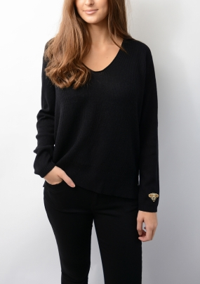 Henry Glam Knit Black