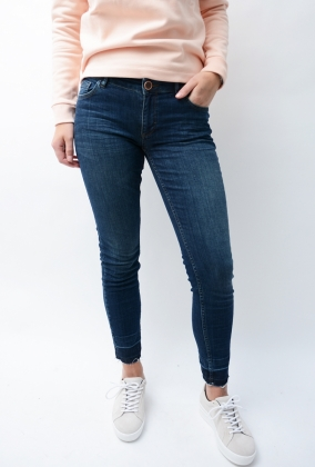 Sumner Jeans Dark Blue Denim