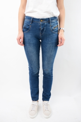 Nelly Freedom Blue Denim