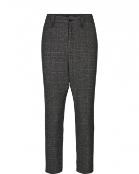 Kara Holly Pant, Grey Check