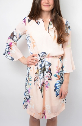 Heru Fleur Dress, Rose