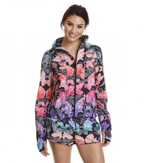 UPBEAT JACKET, RAINBOW MULTI